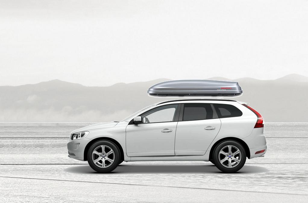 Volvo Xc60 Roof Box