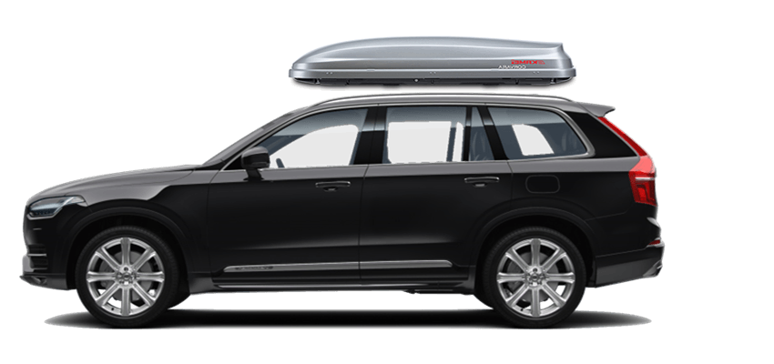 Volvo Xc90 Roof Box