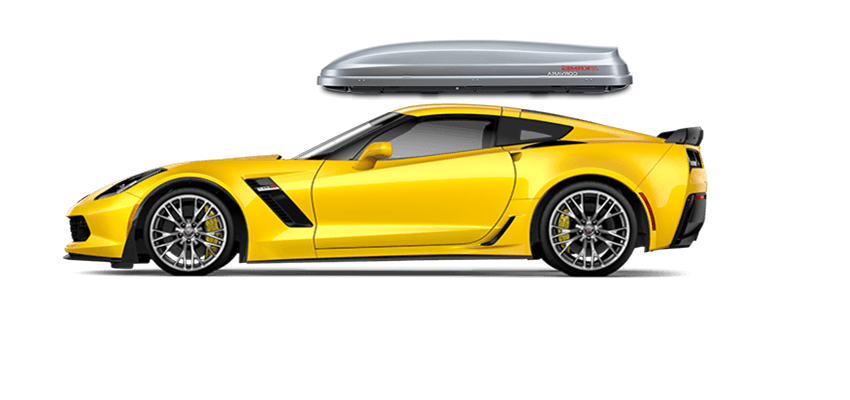Chevrolet Corvette Roof Box