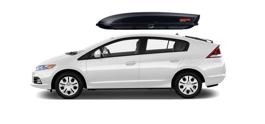 Honda Insight Roof Cargo Box