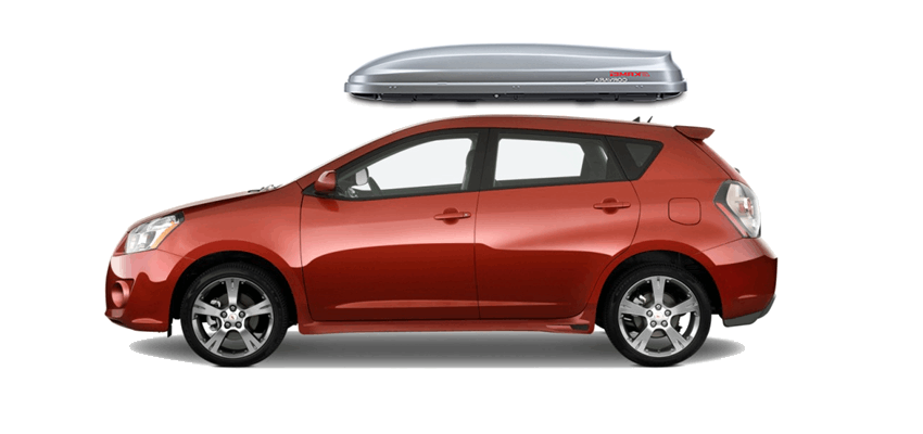Pontiac Vibe Roof Box