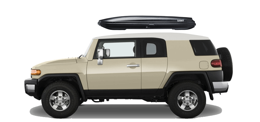 Toyota Fj Cruiser Rooftop Cargo Box