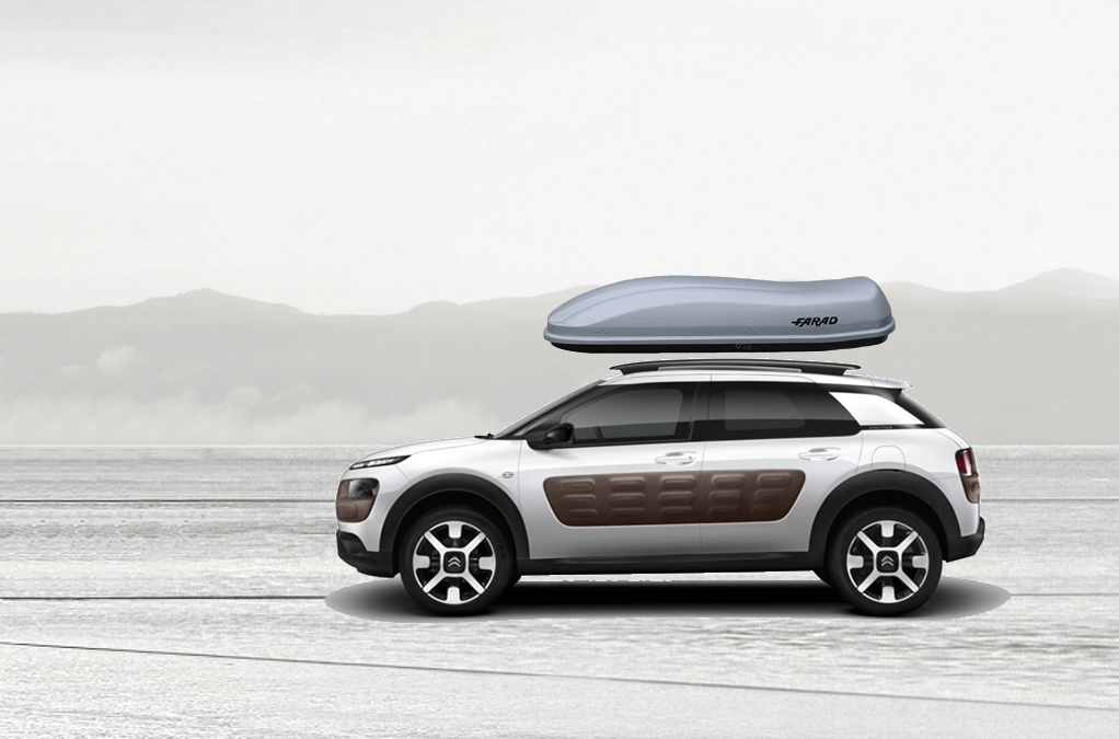 cofre de techo citroen c4 cactus. Black Bedroom Furniture Sets. Home Design Ideas