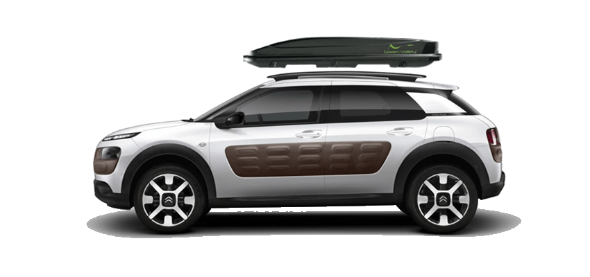coffre de toit citroen c4 cactus. Black Bedroom Furniture Sets. Home Design Ideas