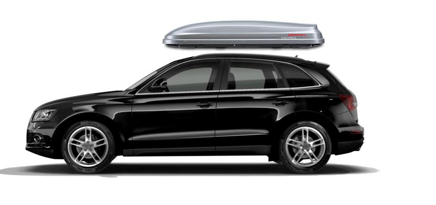 Audi Q5 Roof Box