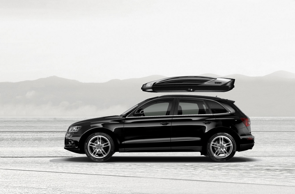 Audi Q5 Rooftop Cargo Box