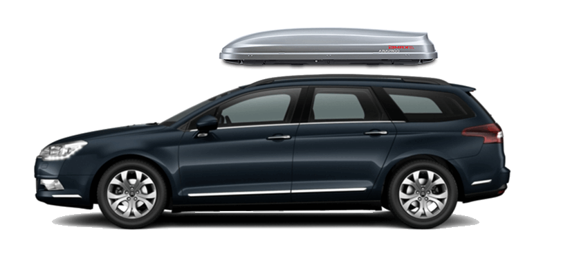 Citroen C5 Roof Box
