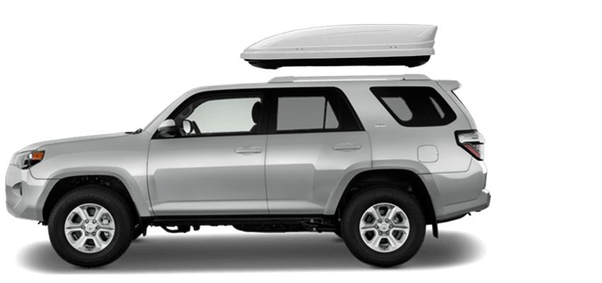 Toyota 4runner Roof Box