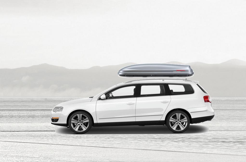 Volkswagen Passat Roof Box