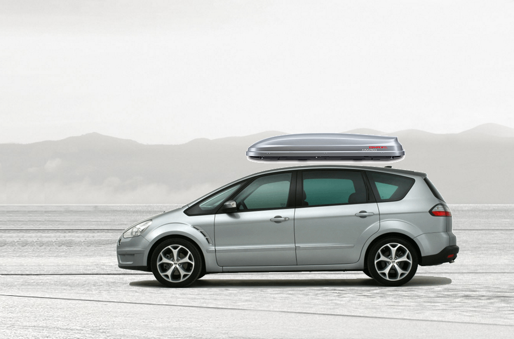Ford S Max Roof Box