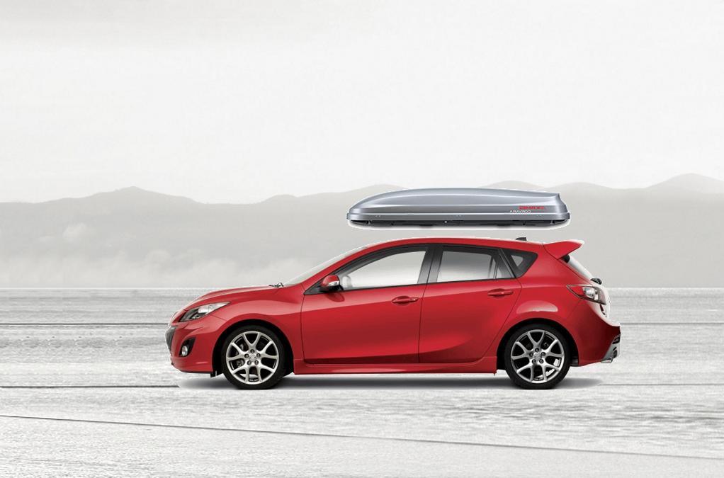 Mazda 3 Roof Box