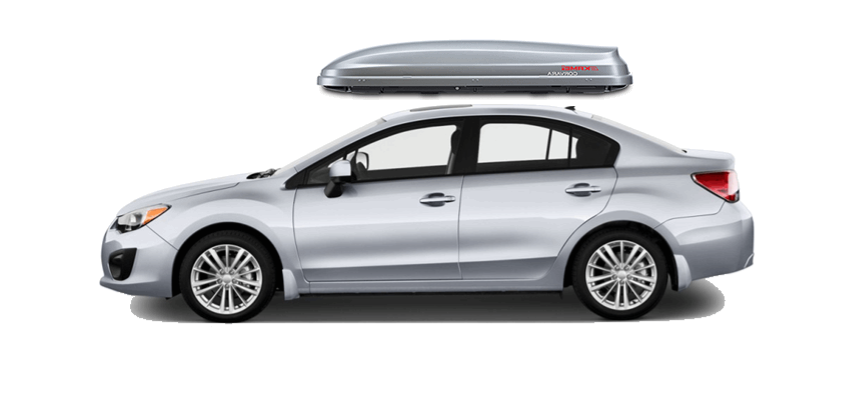 Subaru Impreza Roof Box