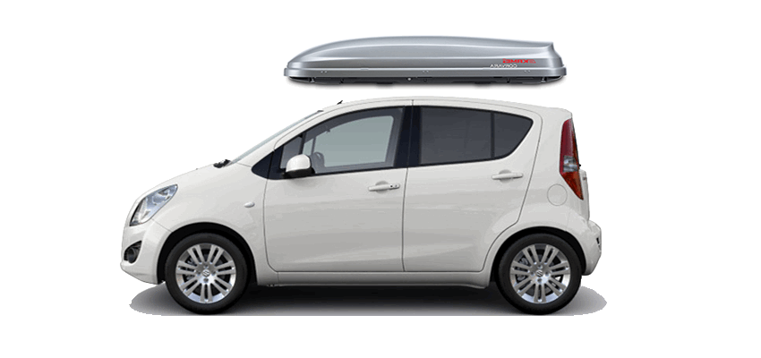Suzuki Splash Roof Box