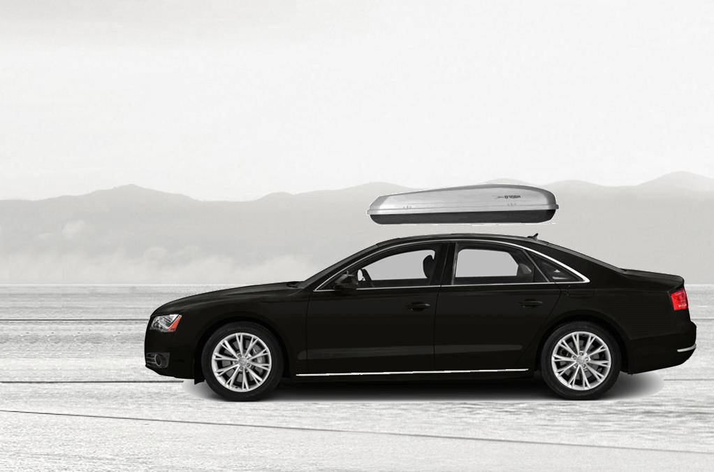 Audi A8 Roof Box