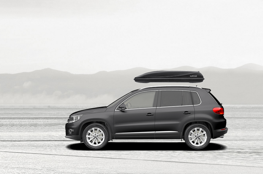 ... Mounting System For Quick On/off^Fits SportRack Roof Rack Systems,  Square, Round And Most Factory Racks SportRack Horizon L On Volkswagen  Tiguan