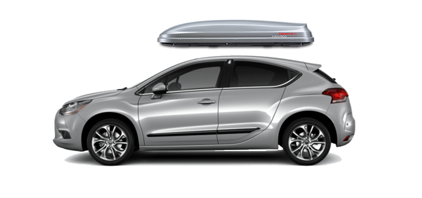 Citroen Ds4 Roof Box