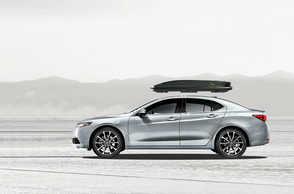 Acura Tlx Roof Box
