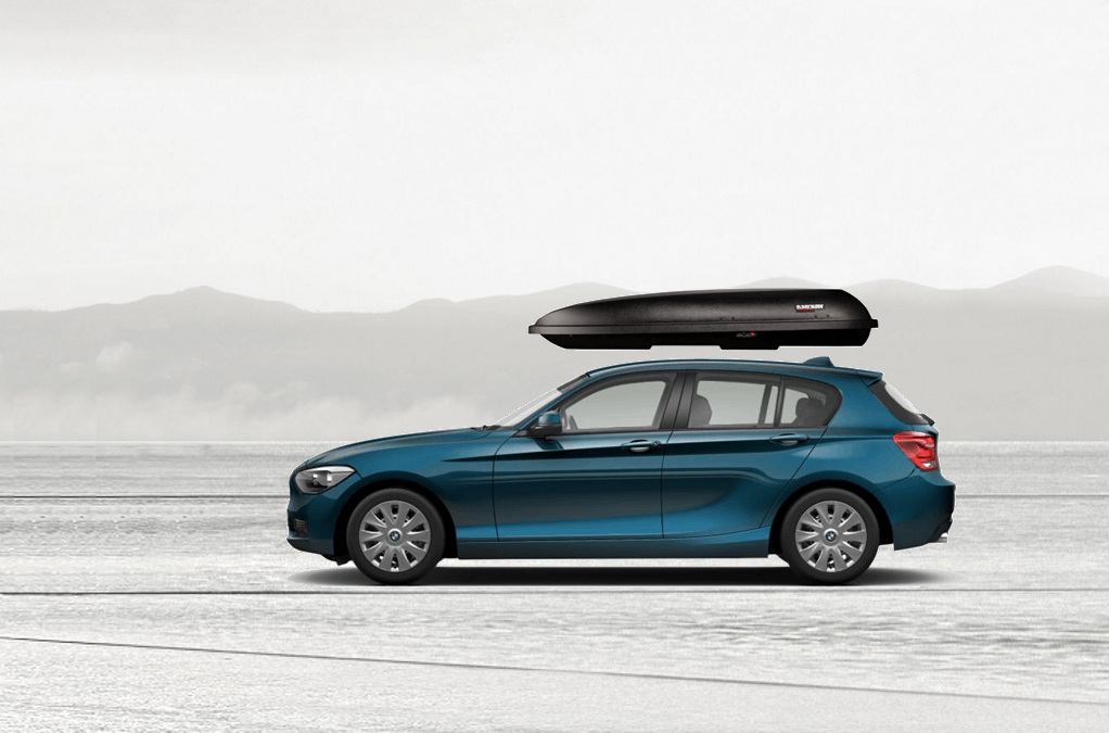 Bmw 1 Roof Cargo Box