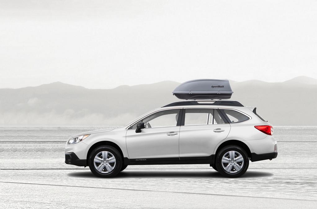 Subaru Outback Rooftop Cargo Box