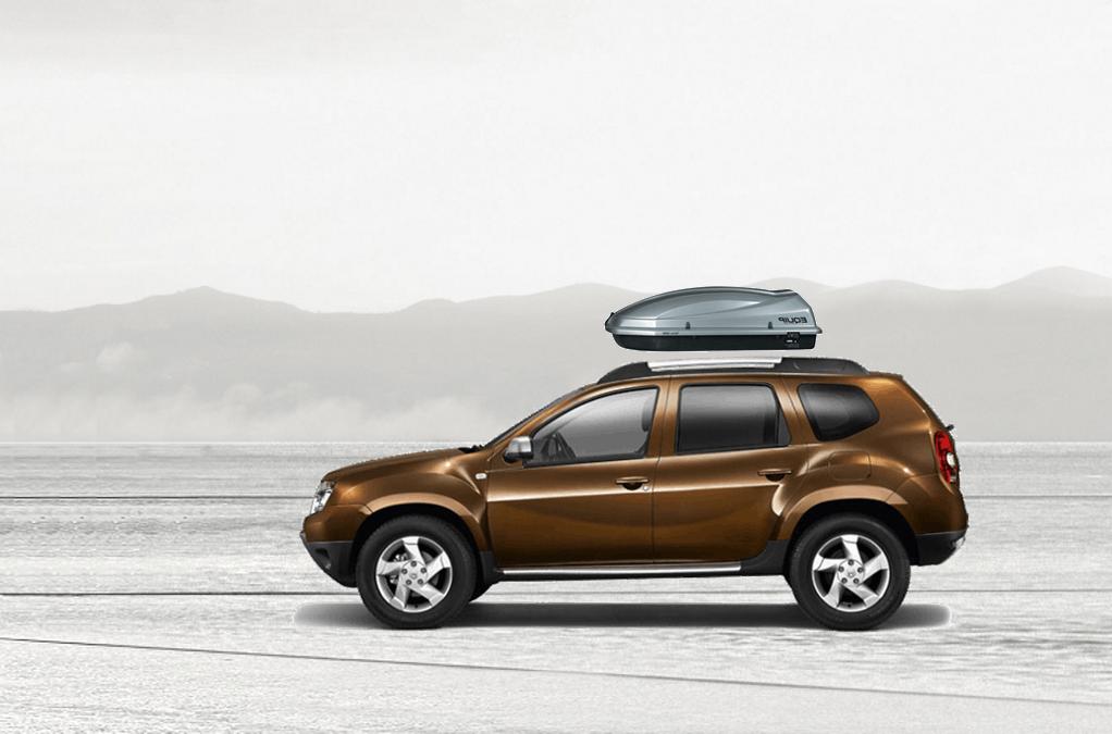 Dacia Duster Roof Box