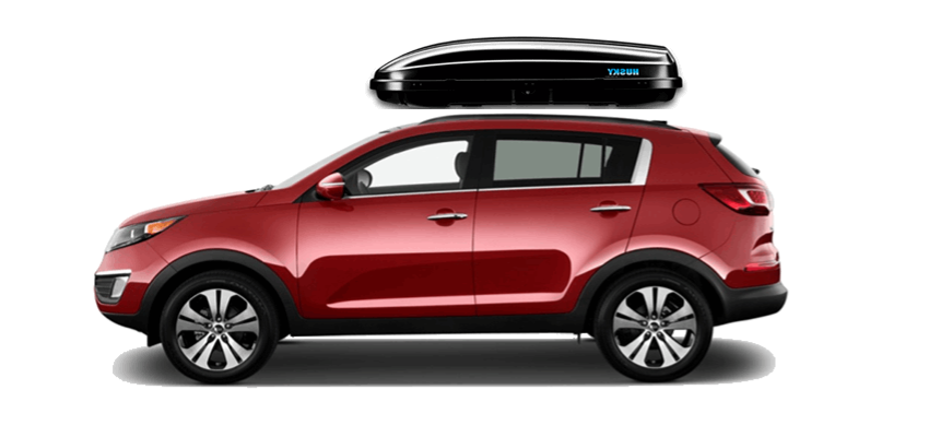 Kia Sportage Roof Box