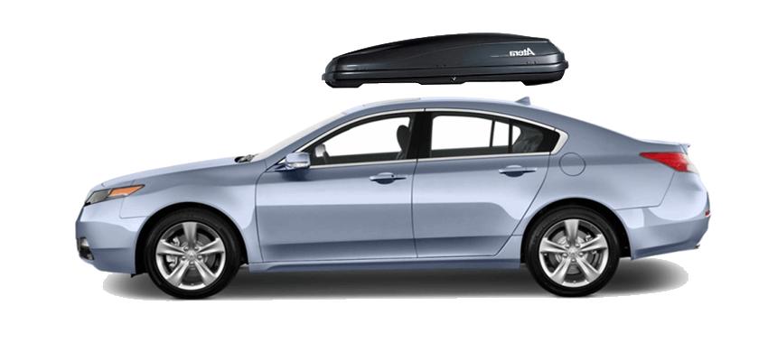 Acura TL Roof Box - Acura tl roof rack