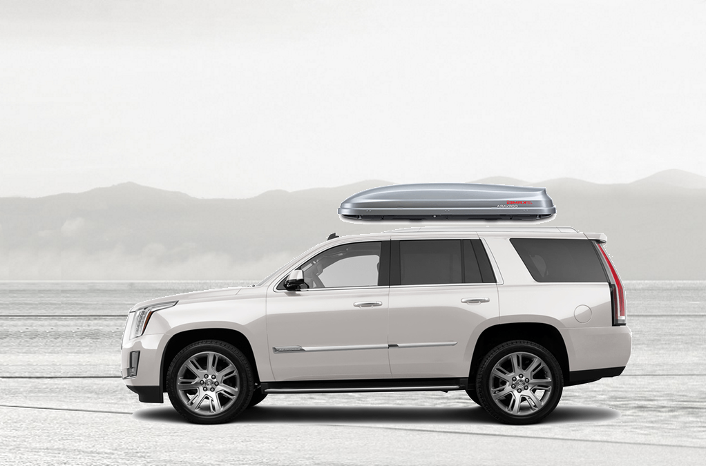 Cadillac Escalade Roof Box
