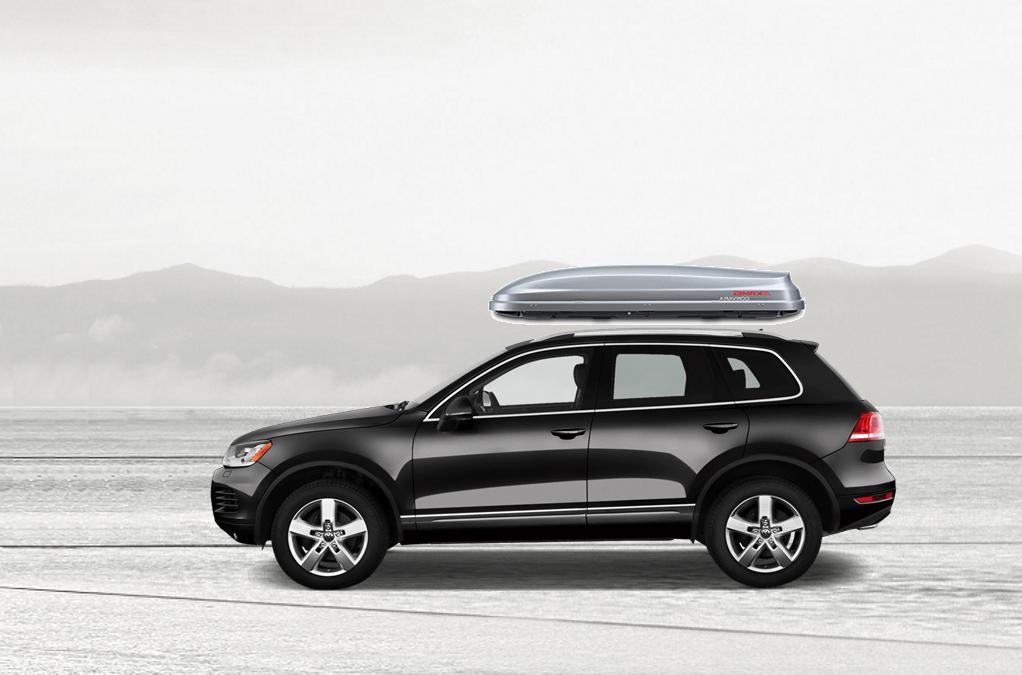 Volkswagen Touareg Roof Box