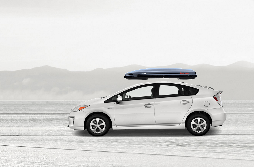 Toyota Prius Roof Box