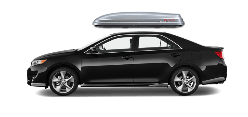 Toyota Camry Roof Box