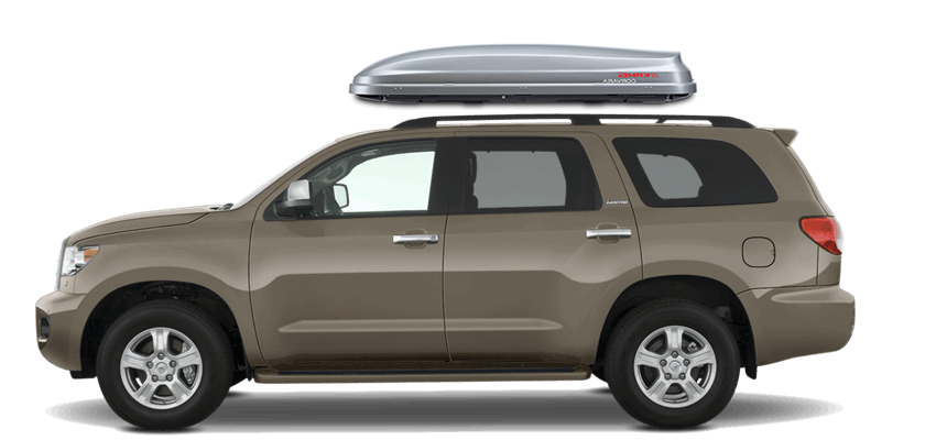 Toyota Sequoia Roof Box