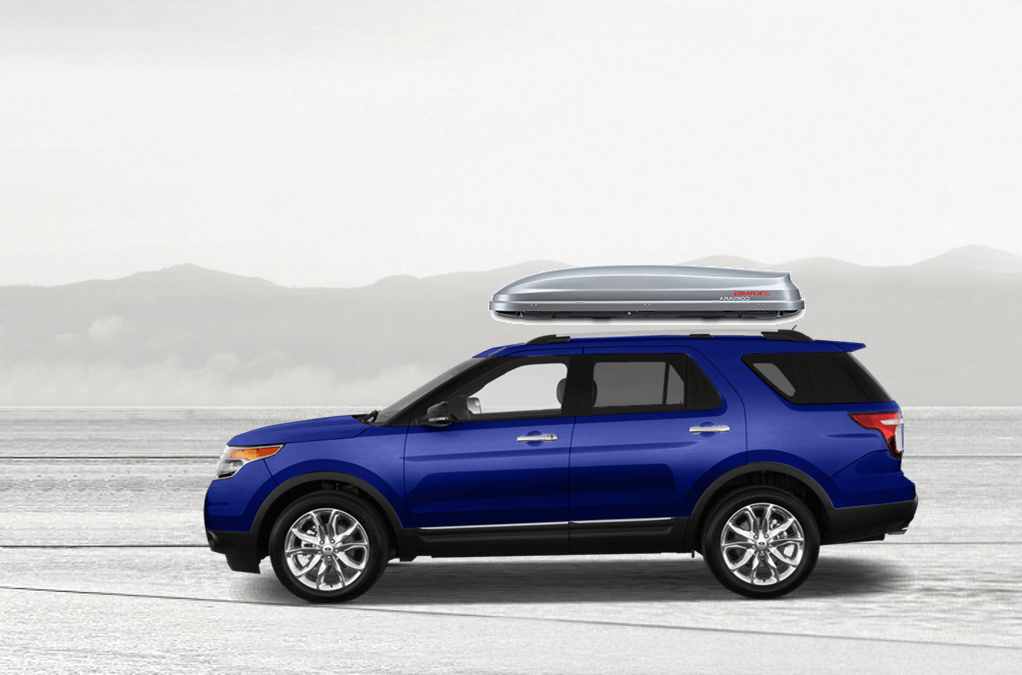 Ford Explorer Roof Box