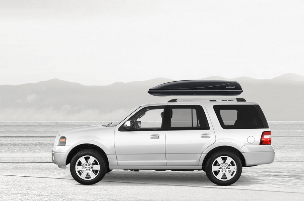 SportRack Horizon M On Ford Expedition