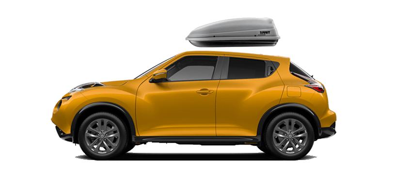 Nissan Juke Rooftop Cargo Box