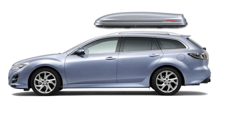 Mazda 6 Roof Box