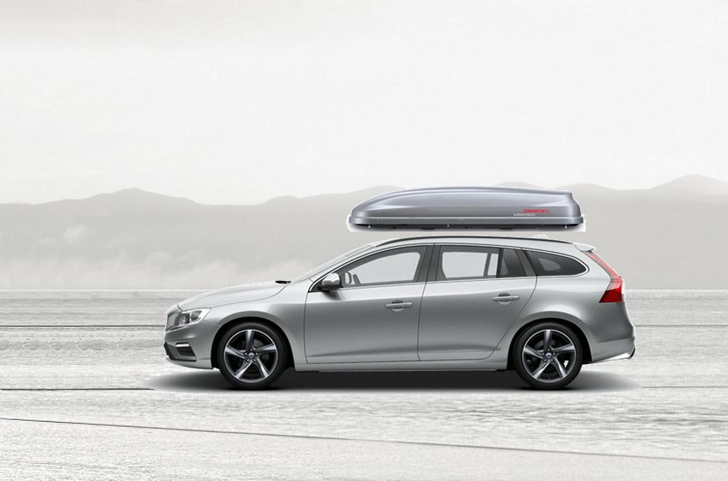 Volvo V60 Roof Box