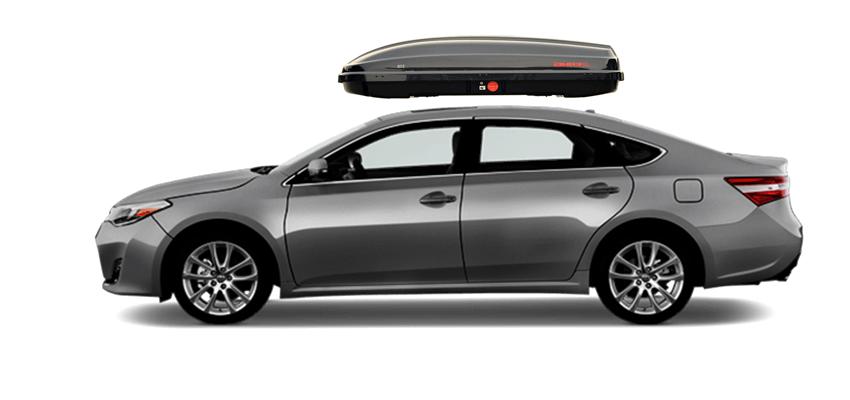 Toyota Avalon Roof Box