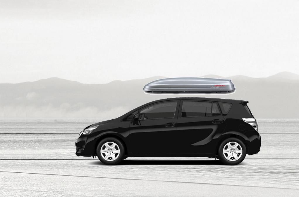 Toyota Verso Roof Box